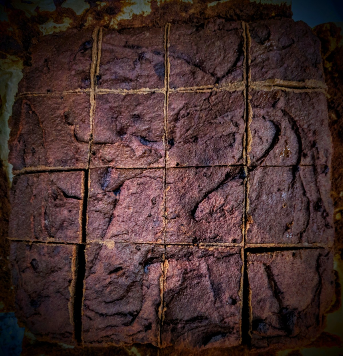 Sweet Potato Chocolate Brownie 4