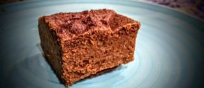 Sweet Potato Chocolate Brownie 5