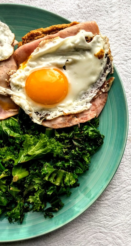 This image has an empty alt attribute; its file name is ham-and-eggs-on-sweet-potato-pancakes-5.jpg